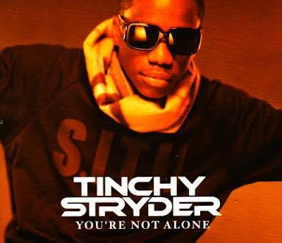 Tinchy Stryder - You're Not Alone Lyrics