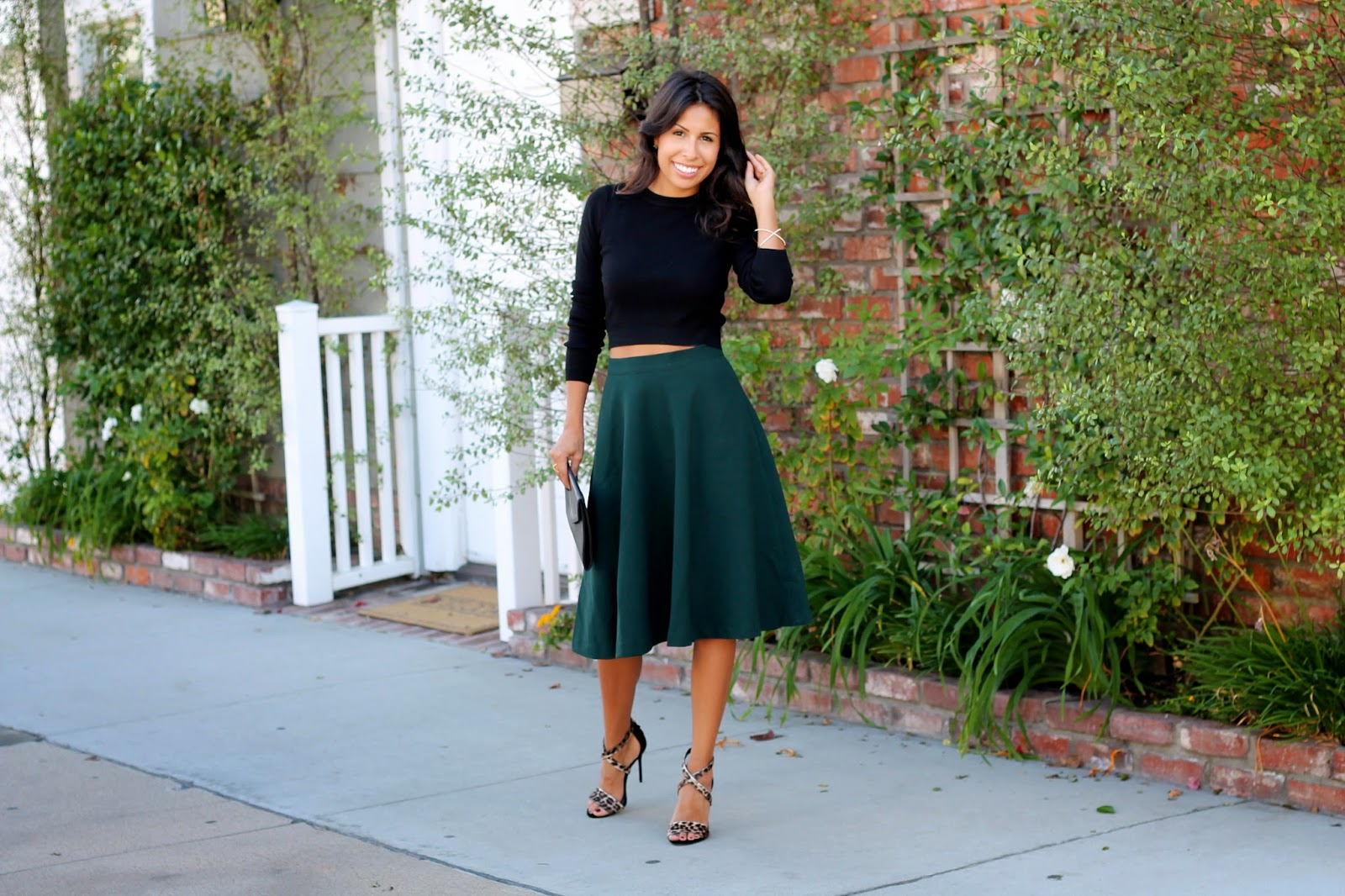 midi skirt outfit, how to style midi skirt, holiday party outfit, what to wear to holiday party