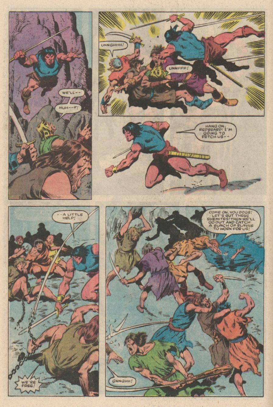 Conan the Barbarian (1970) Issue #167 #179 - English 11