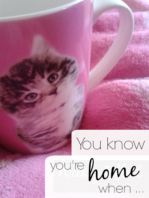you know you're home when home comforts #irishblogcollab