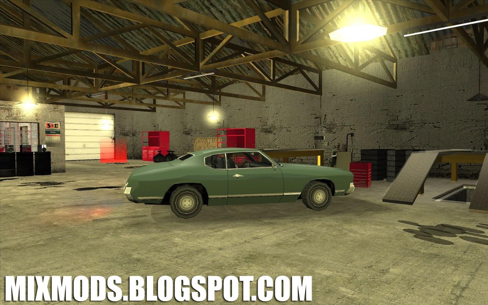 Doherty garage camera fix mixmods mods para gta sa e for Garage bms auto