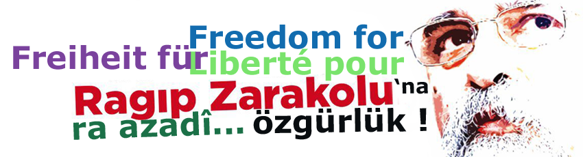 Freedom for Ragip Zarakolu