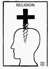 La religiones  fuera de la escuela y del mundo