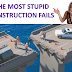 the most stupid construction fails in the world
