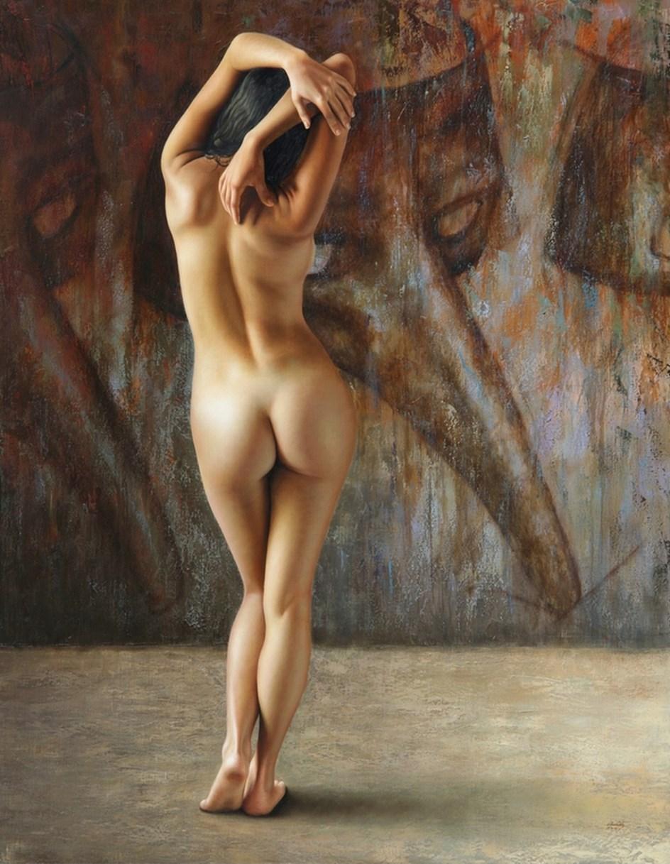 Art nude porn photos
