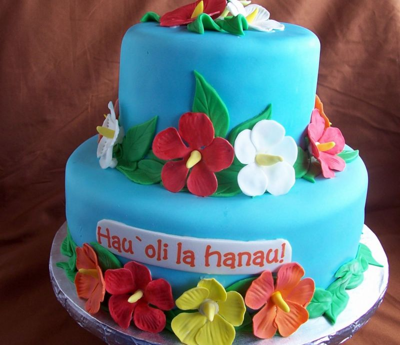 how to say happy birthday in hawaiian