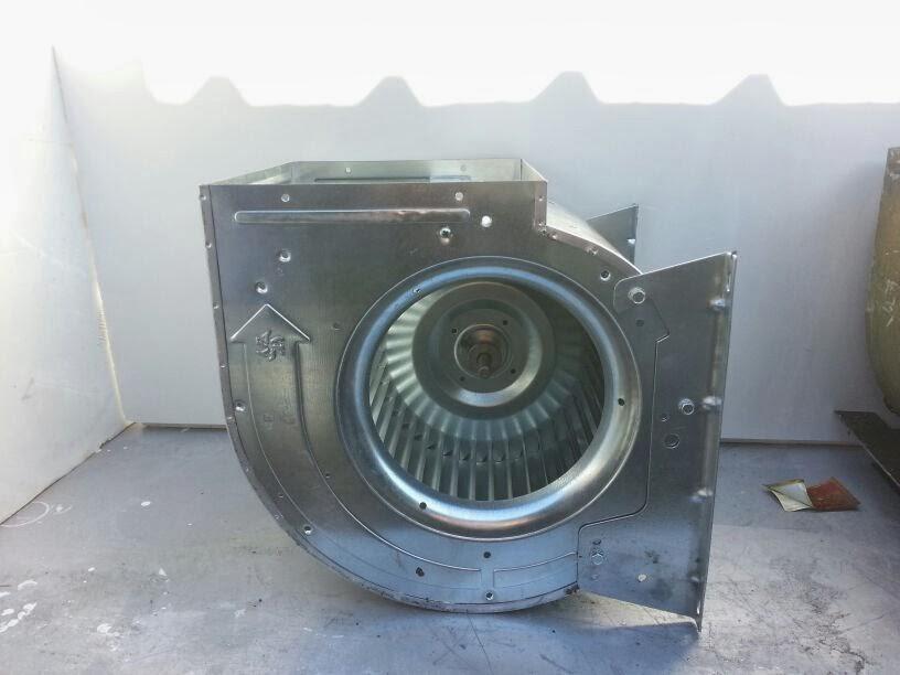 Extractor para cocina industrial airea condicionado for Costo de cocina industrial