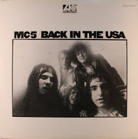 MC5 - Back in the USA - Mejores discos de 1970