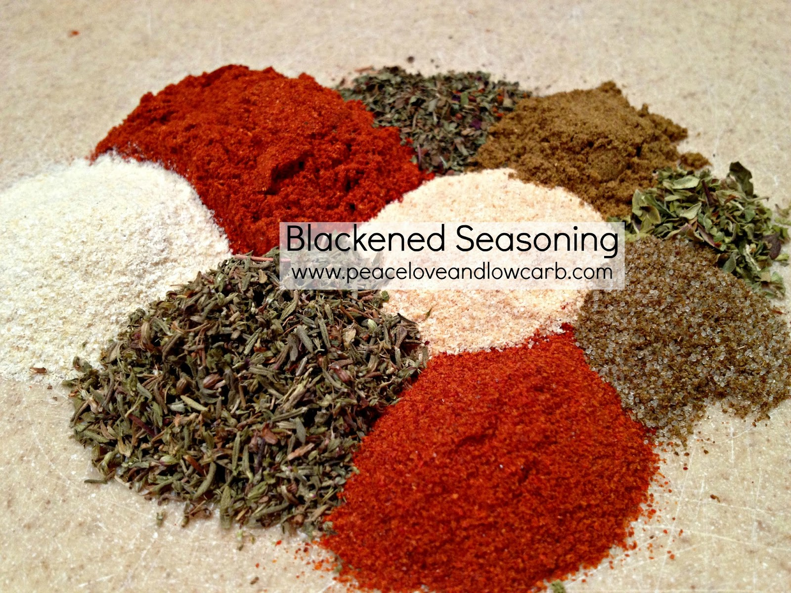 Redirecting for Blackening spice for fish
