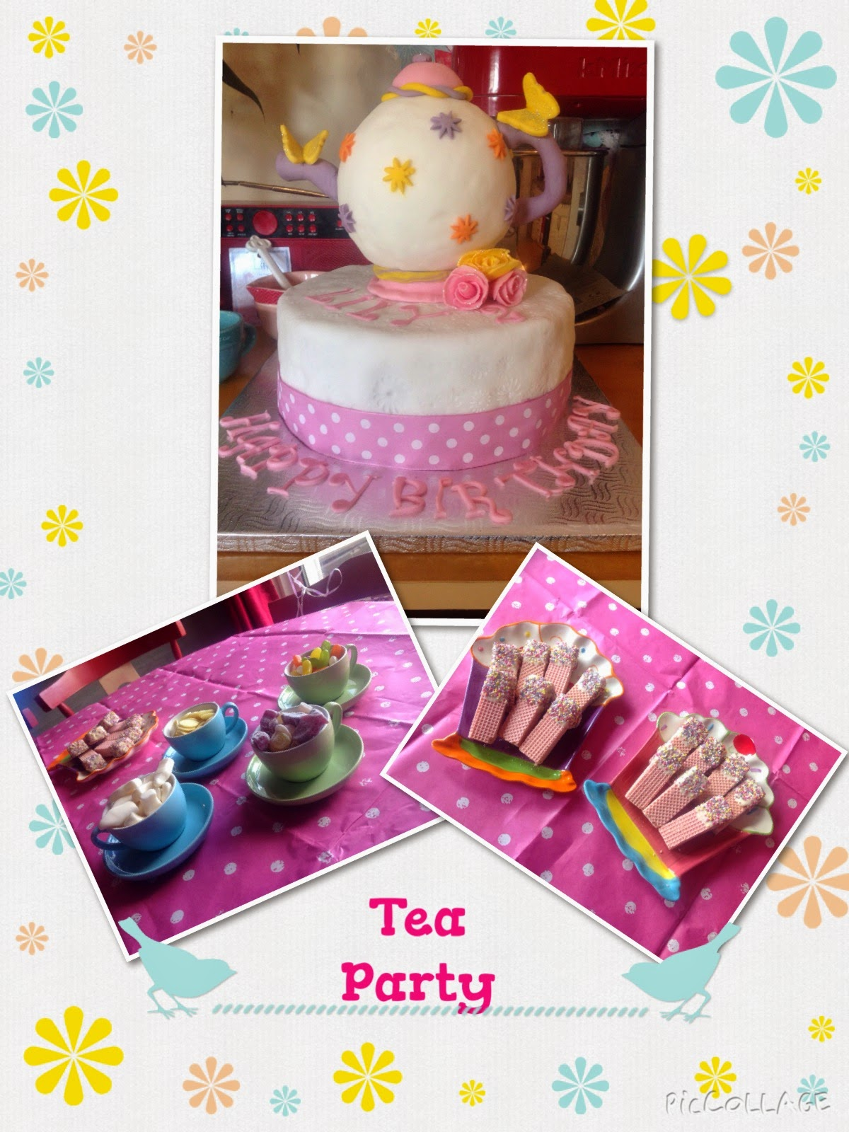 cupcakes, bettycroker, tea party, homestoreandmore, tesco, asda, decobake