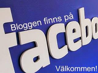 Här hittar du mig på Facebook