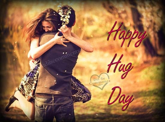 Happy Hug Day Images 2015