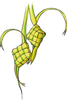 Ketupat Cartoon Pictures