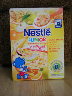 Kaszka od Nestle