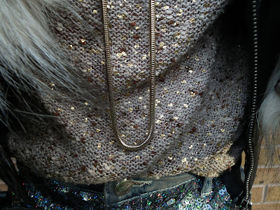 Sammi Jackson - Sequins, fur & spikes
