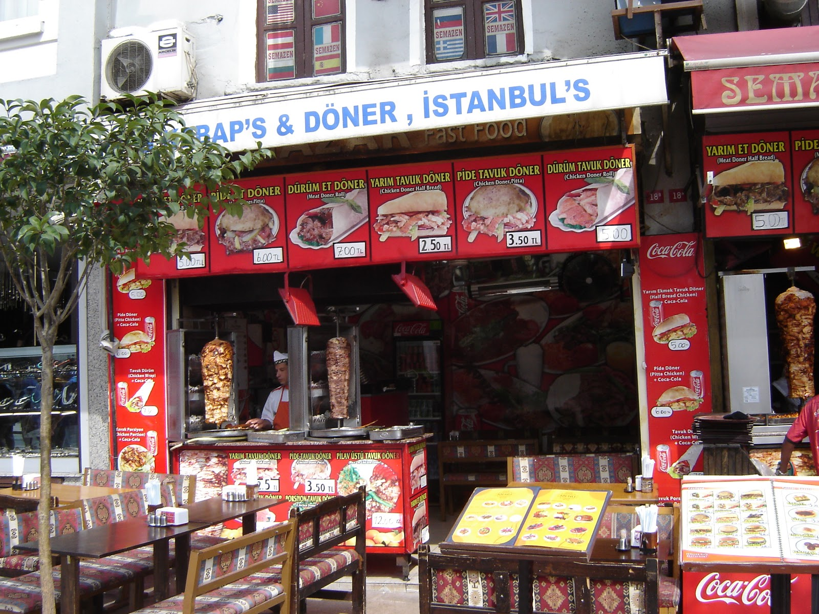 Arvin travels things to do and see in istanbul turkey for Divan kebab menu