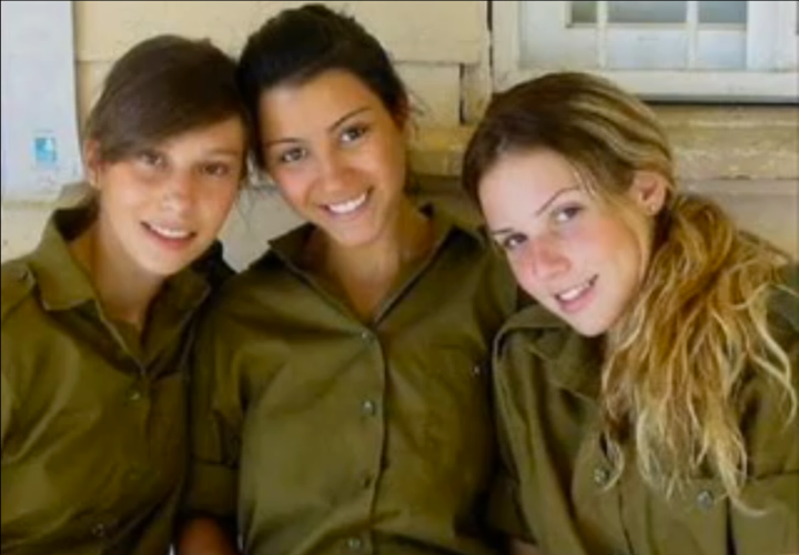 IDF on the front lines.