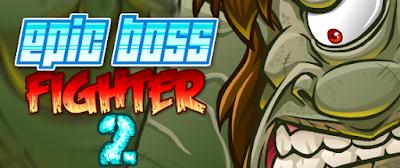 Epic Boss Fighter 2 logo