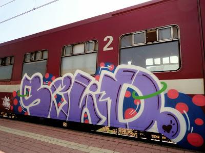 kaos graffiti