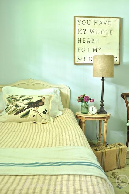 restful guest retreat