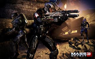 Mass Effect 3: Citadel Single Player DLC Pack