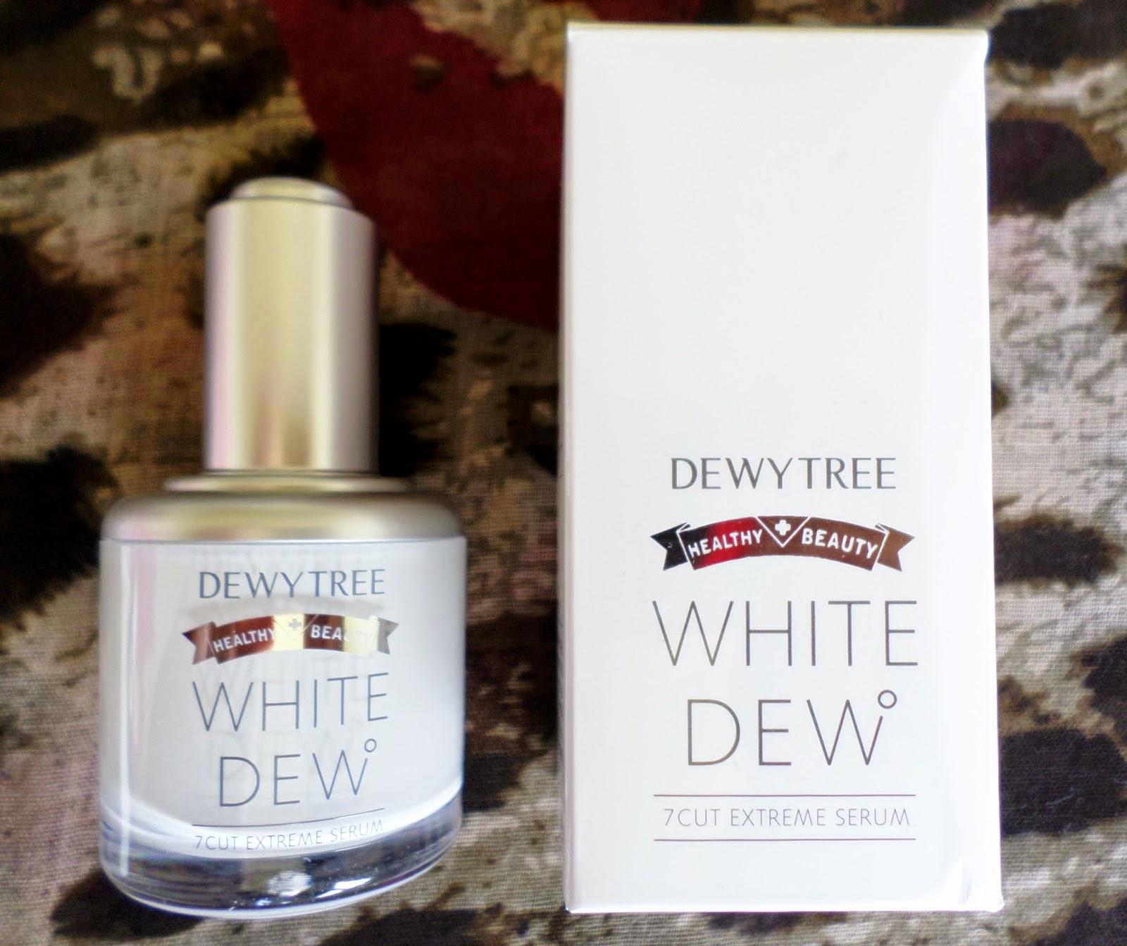 Dewytree White Dew 7 Cut Extreme Serum
