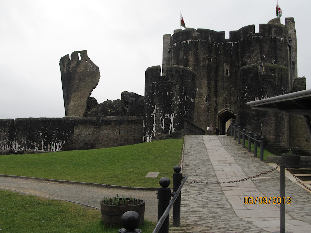 Flashback Summer:  Wales Trip!