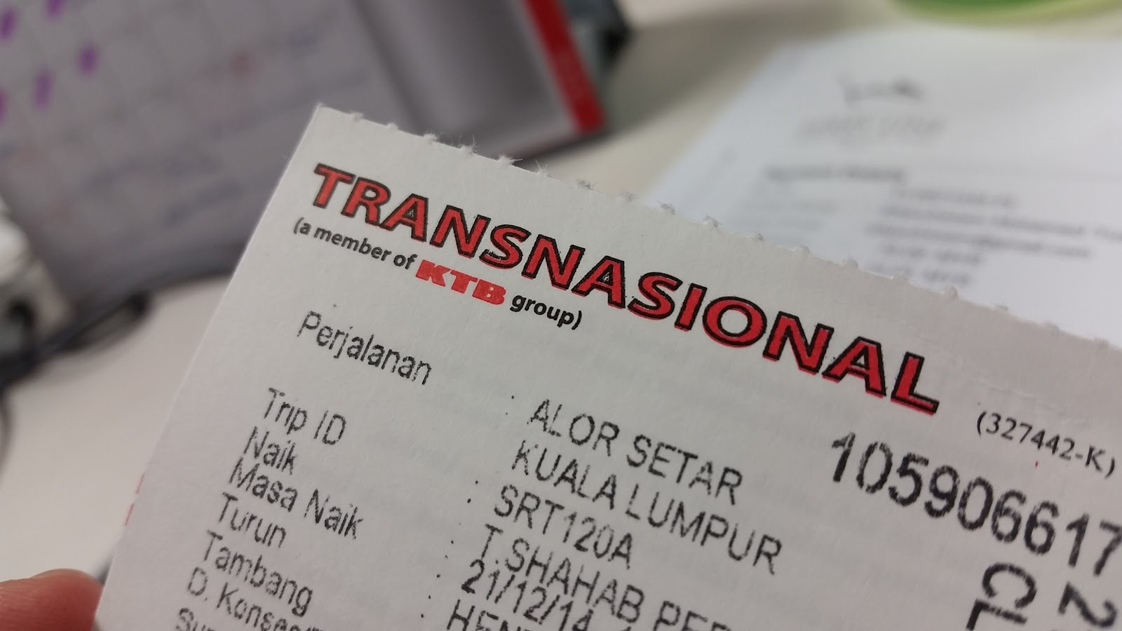 Bas Transnasional AS - KL