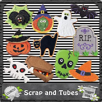 Halloween Cookies (CU4CU) .Halloween+Cookies_Preview_Scrap+and+Tubes