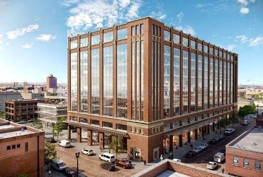 Google Building Chicago