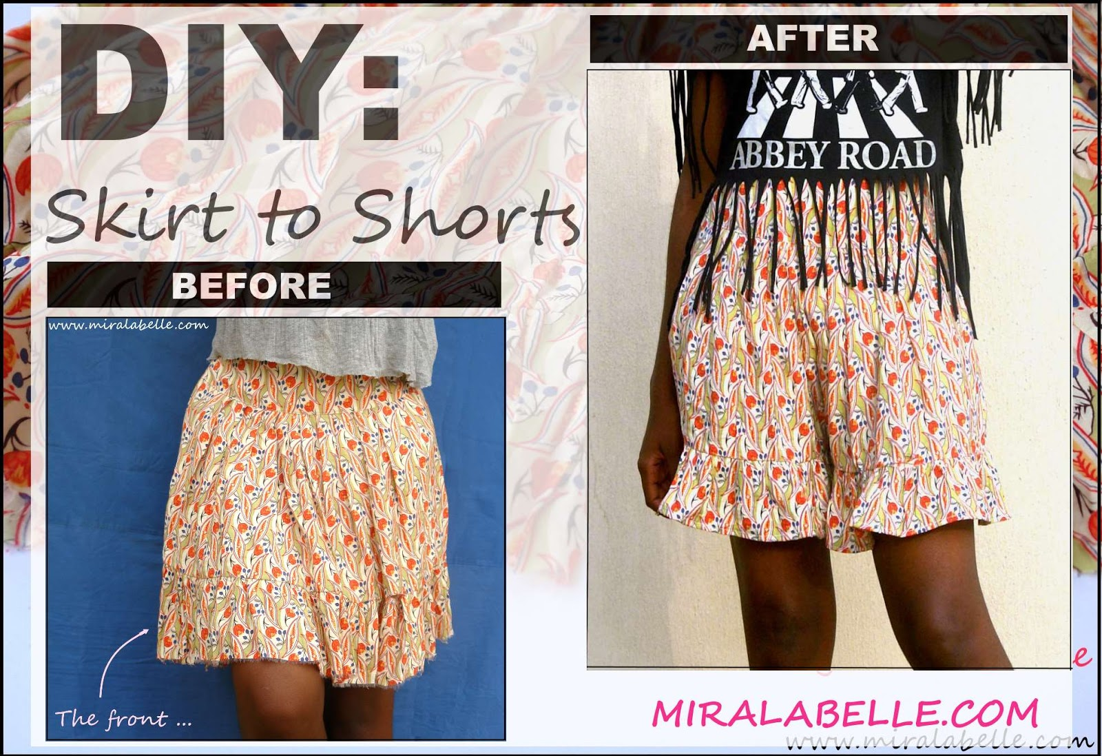 How to make the best shorts from jeans