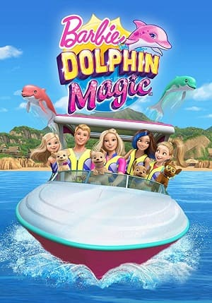 Barbie e os Golfinhos Mágicos Dublado Torrent torrent download capa