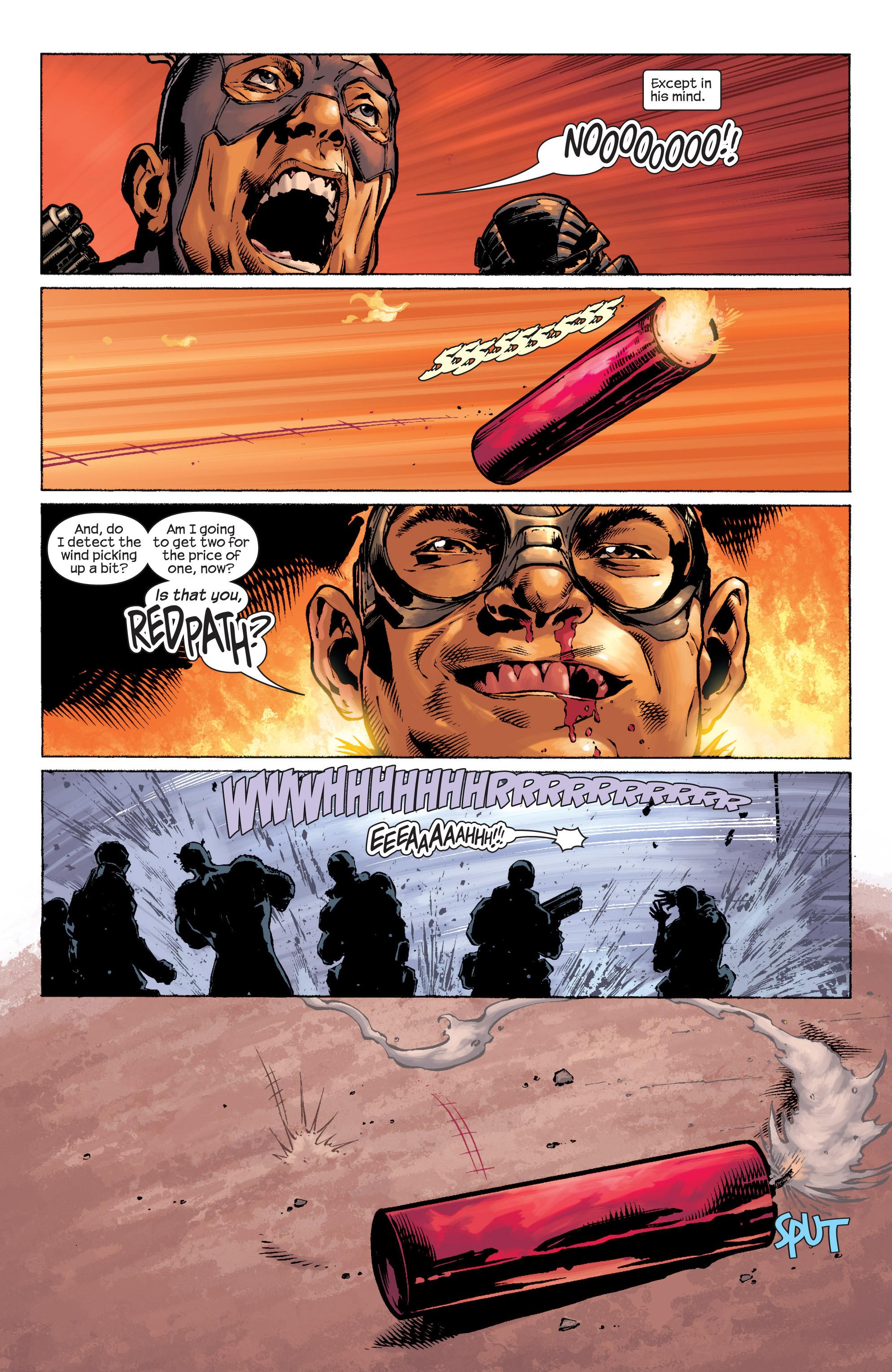 Captain America (2002) Issue #8 #9 - English 24