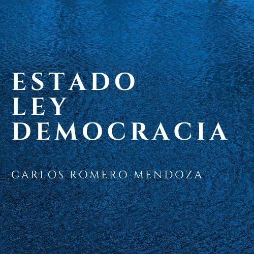 Estado-Ley-Democracia