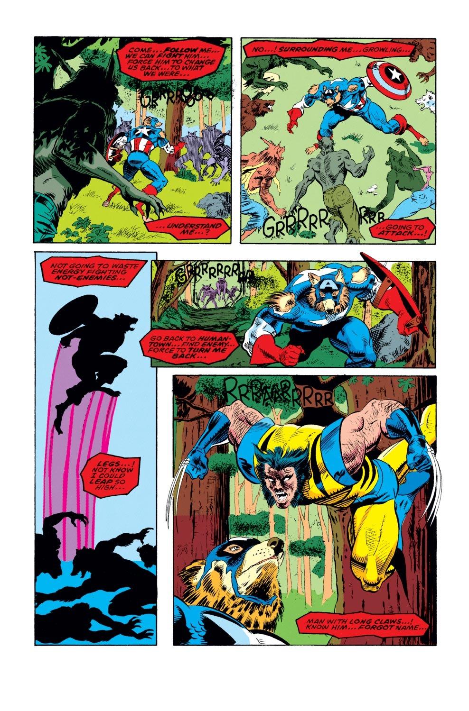 Captain America (1968) Issue #405 #354 - English 11