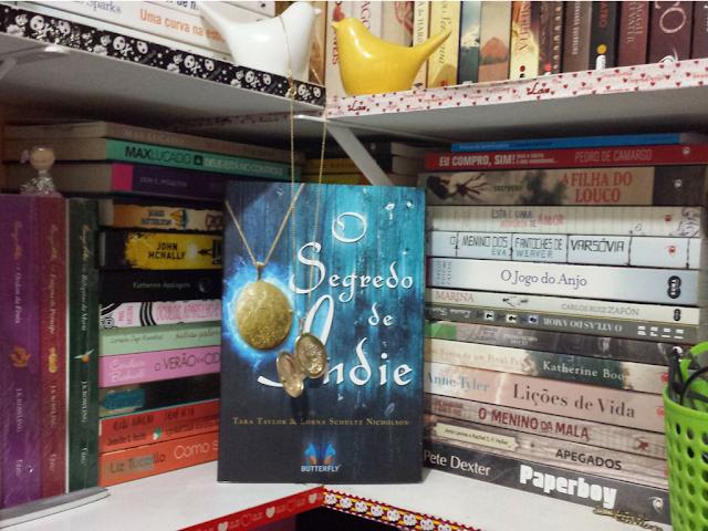 O Segredo de Indie - Silêncio que eu tô lendo