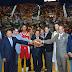 GUG vence a Plaza Valerio en inicio XXXV Torneo Basket Santiago.