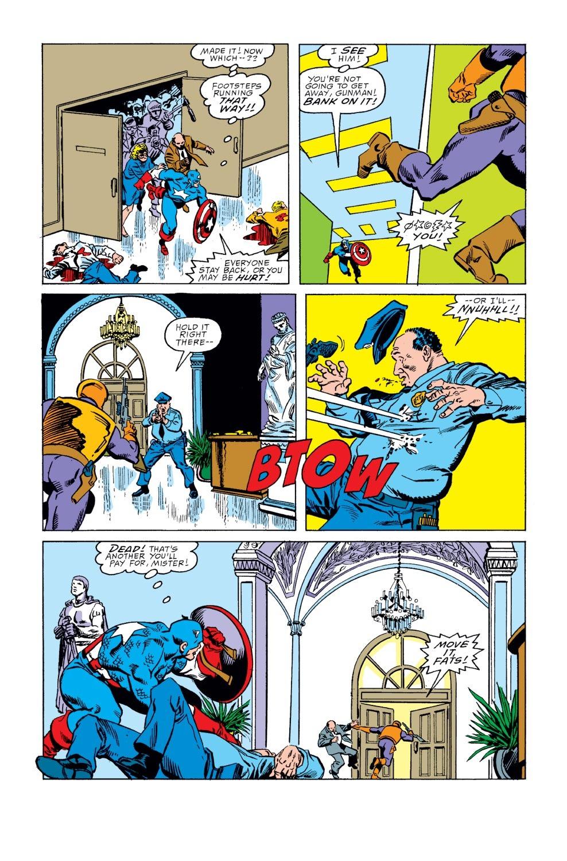 Captain America (1968) Issue #351 #283 - English 5
