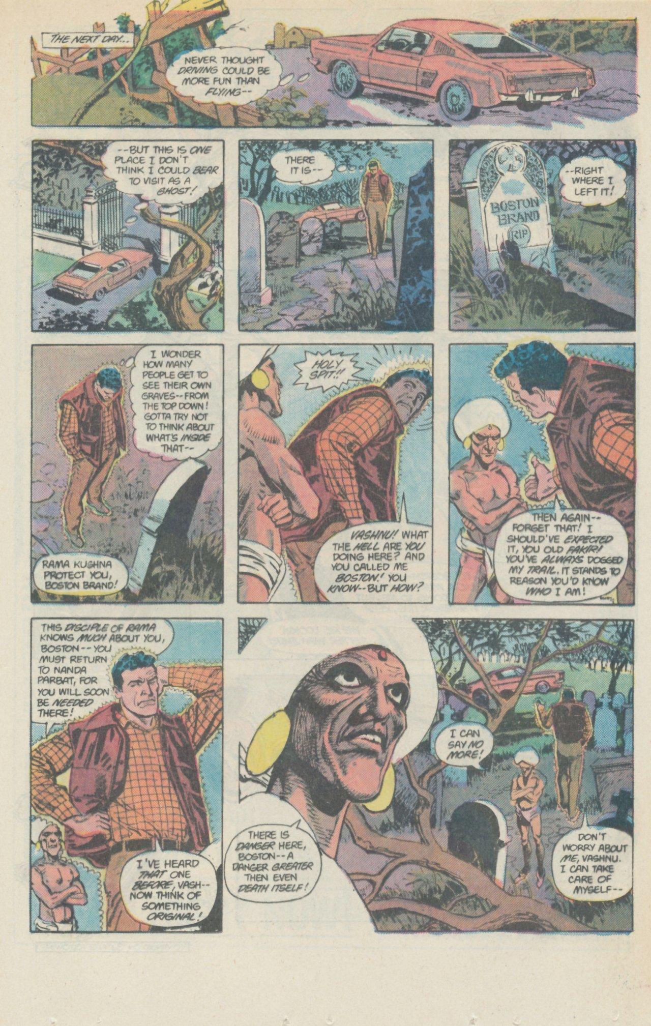 Deadman (1986) #1 #4 - English 22