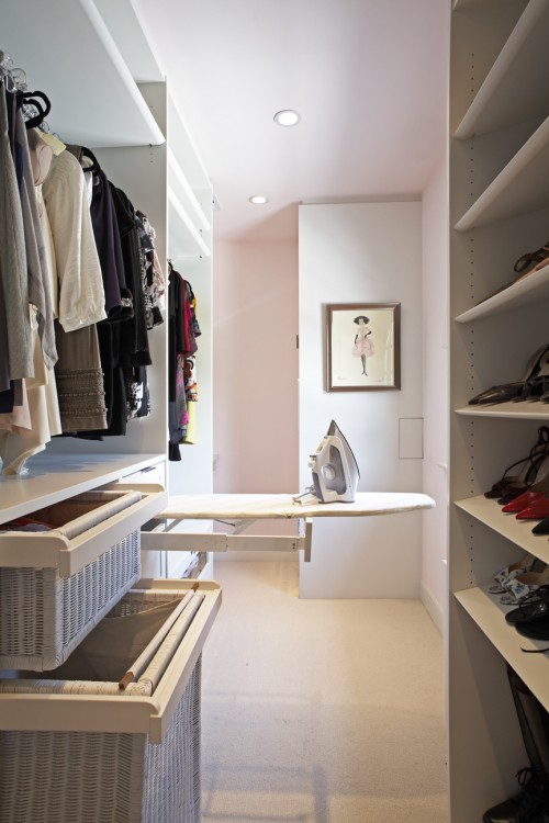 Attic works walk in closets Walk in closet design