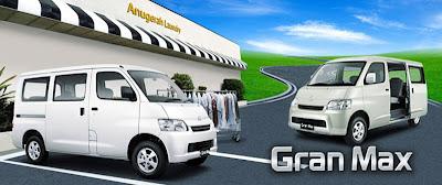 Gran Max Mini Bus 1.3 D dan 1.5 DOHC VVT-I