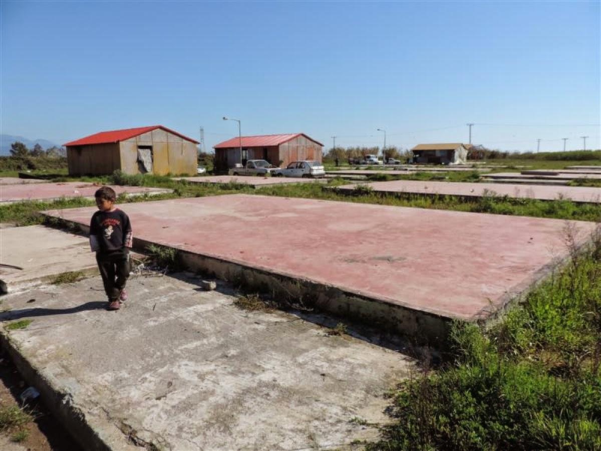 Εγγραφο του Δημάρχου προς τον Περιφερειάρχη για την εγκατάσταση αθιγγάνων στην Μπιρμπίτα