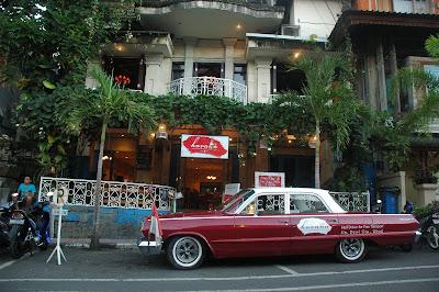 Cafe Havana, Ubud, Bali