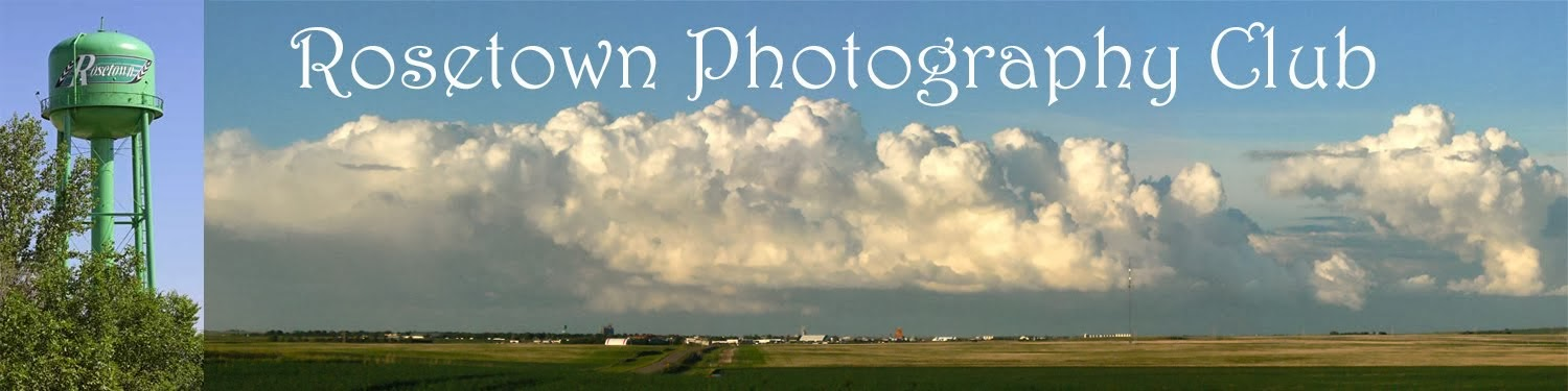 Rosetown Photography Club