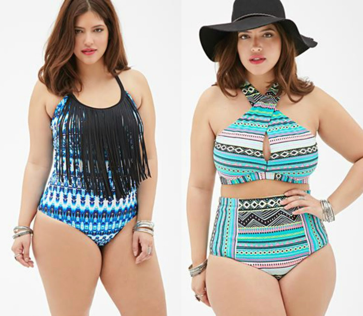 Forever 21 Plus Size Bathing