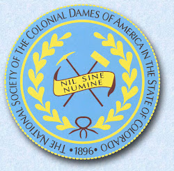 The National Society of the Colonial Dames of America in the State of Colorado