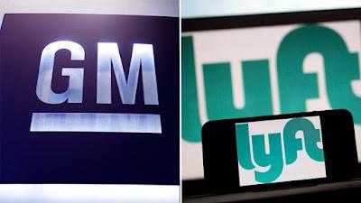 GM Partners With Lyft to Create Autonomous Vehicle Fleet