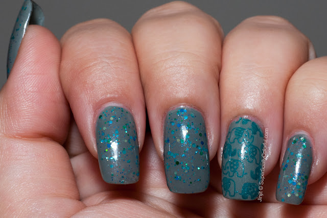 Jindie Nails Water 4 Elephants