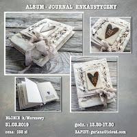 Błonie k/Warszawy  Journal album enkaustyczny