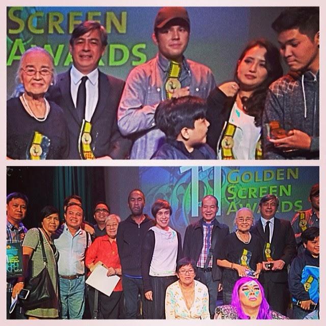 11th Golden Screen Awards
